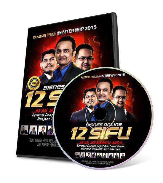 12 Sifu Bisnes Online - PRE LAUNCH Special Price