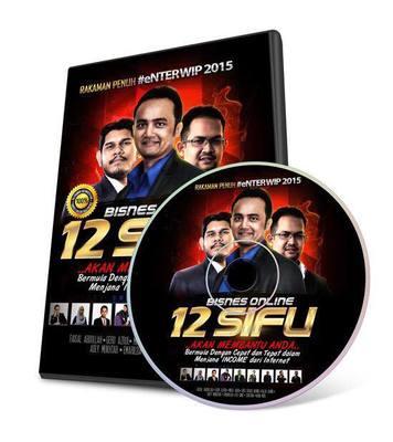 12 Sifu Bisnes Online - PRE LAUNCH Special Price