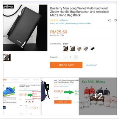 Borong China Online