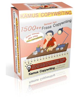 Kamus Copywriting - DIskaun Terima kasih