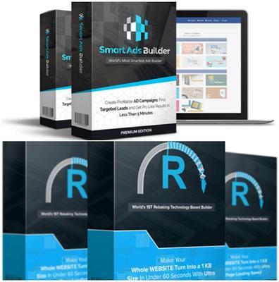 Combo : Smart Ads Builder + Rebake