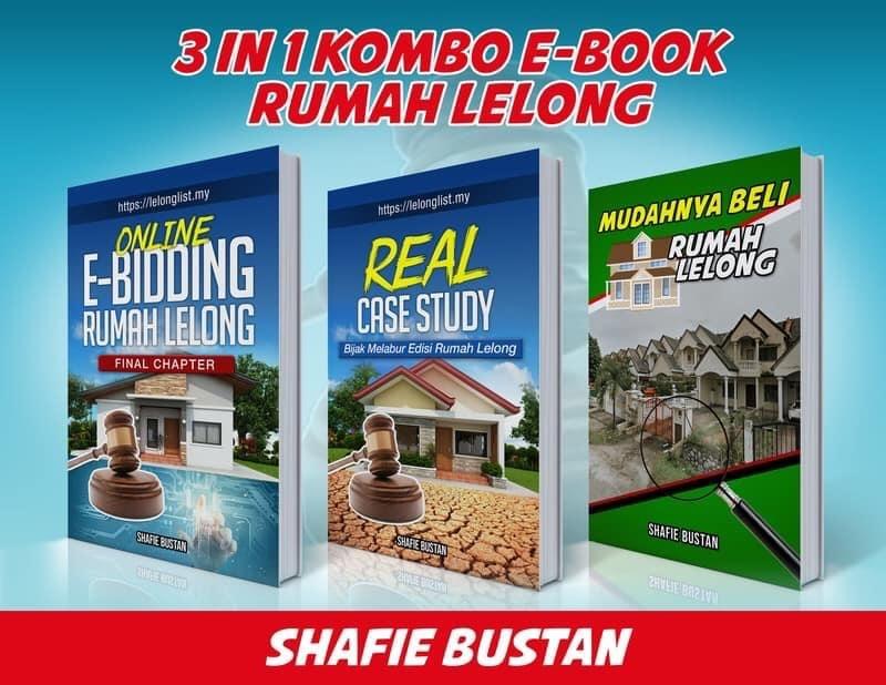3 in 1 Kombo Ebook Rumah Lelong
