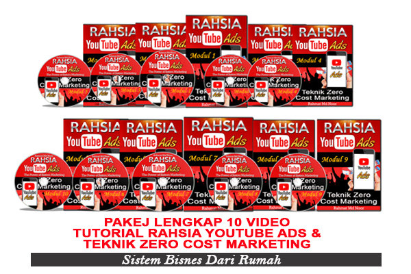 VIDEO TUTORIAL : RAHSIA YOUTUBE ADS