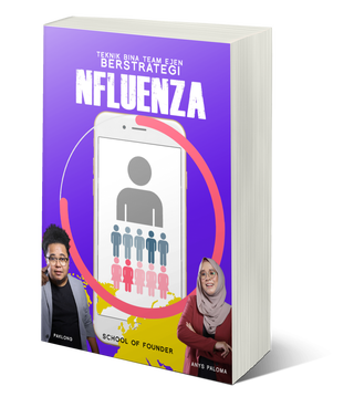 Soft-launching Ebook Teknik Nfluenza ( Bina Team Ejen Berstrategi )