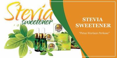 Stevia Sweetener Pengganti Gula RCC