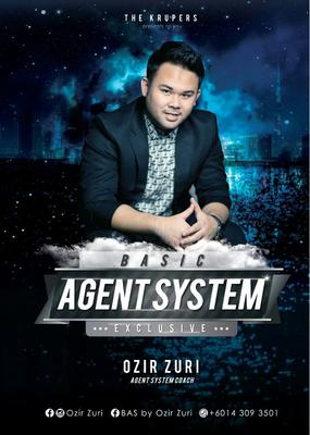 Basic Agent System Exclusive Utara By Ozir Zuri