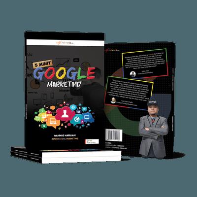 Buku 5 Minit Google Marketing
