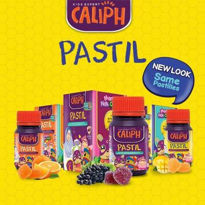 Caliph Pastil Multivitamin