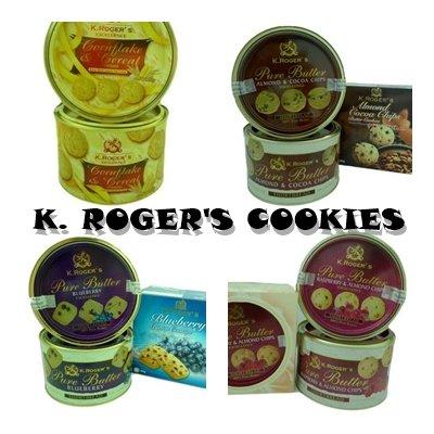 TEMPAHAN K. ROGERS COOKIES