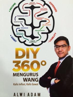 Tempahan Buku DIY 360 Mengurus Wang