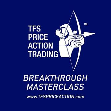TFS Price Action Trading (TFSPAT) Breakthrough Masterclass Registration Form