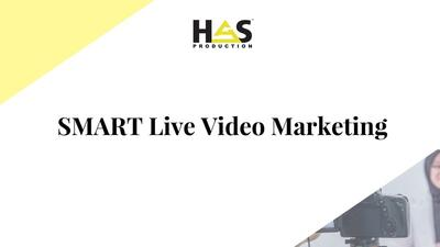 TEMPAHAN SLOT SMART LIVE VIDEO MARKETING