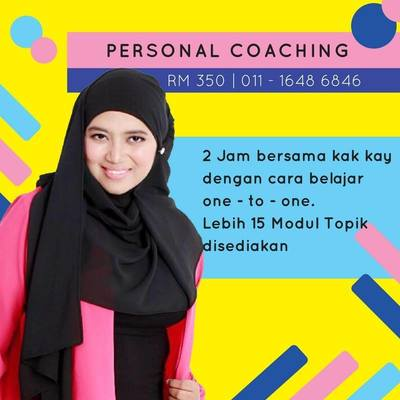 LIMITED PERSONAL COACHING