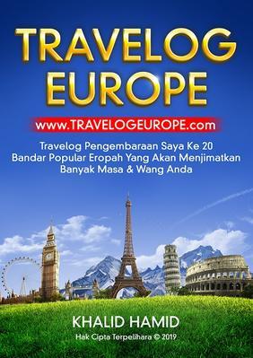 Order Form Ebook TRAVELOG EUROPE