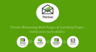 Borang Pembelian Online : Thrive Themes Combo Package