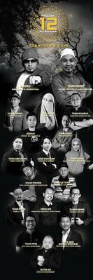 Borang Tempahan Keahlian 12 Purnama - Ultimate Online Coaching Programme