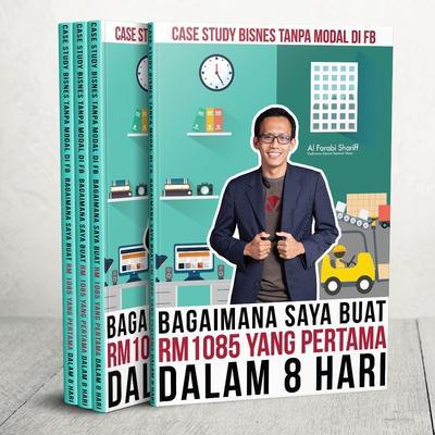 Borang Pembelian Case Study : Bagaimana Saya Buat RM1085 Yang Pertama Dalam 8 Hari Tanpa Modal