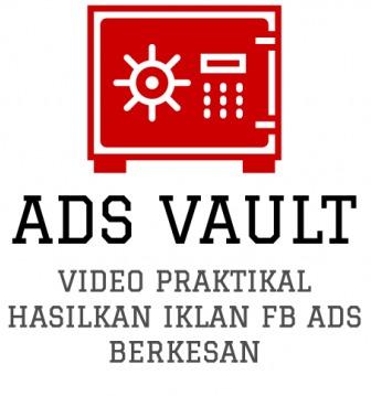 Video Ads Vaults