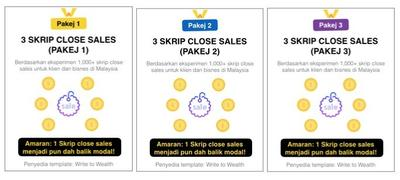 Ebook - 3 Skrip Close Sales