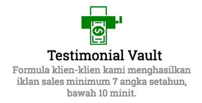 Video Testimonial Vault - Pakej 2