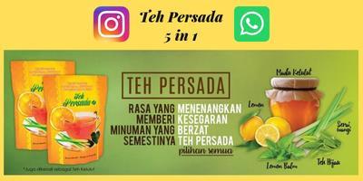 Teh Persada (Madu Kelulut)