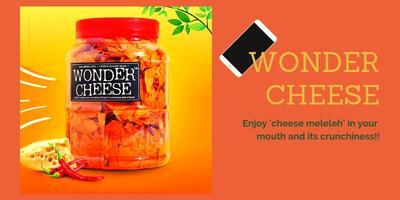 Wonder Cheese Meleleh!!