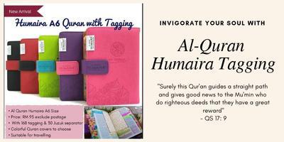 Al-Quran with Tagging