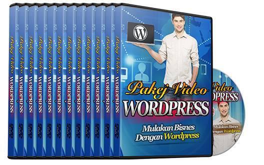 Pakej video wordpress