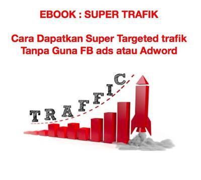 Tempahan Ebook Super Trafik