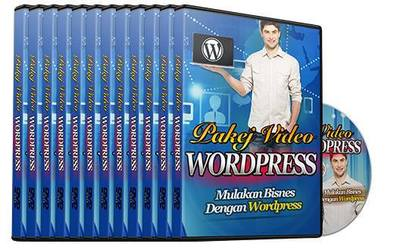 Pakej video wordpress