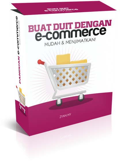 panduan website jualan ecommerce e-commerce